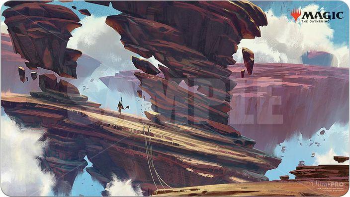 ウルトラ・プロ MTG プレイマット ゼンディカーの夜明け《石重なる小道》P1166