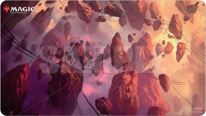 ウルトラ・プロ MTG プレイマット ゼンディカーの夜明け《岩山被りの小道》P1169