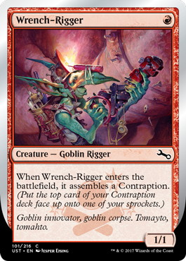 Wrench-Rigger