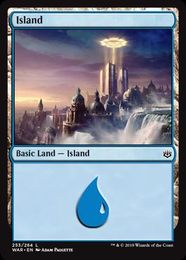 《島/Island》[WAR](253)