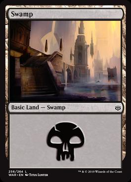 《沼/Swamp》[WAR](256)