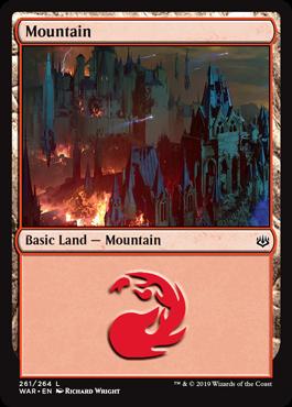 《山/Mountain》[WAR](261)