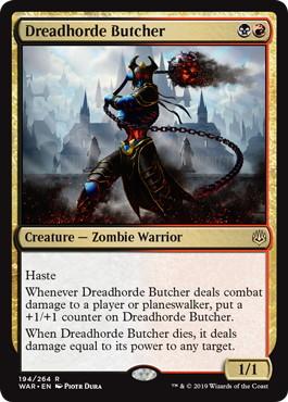 Dreadhorde Butcher