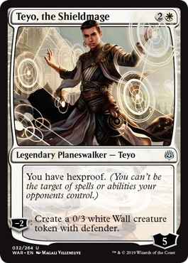 Teyo, the Shieldmage
