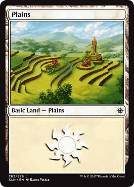 《平地/Plains》[XLN](262)