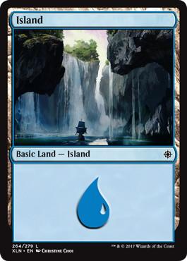 《島/Island》[XLN](264)