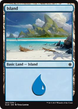 《島/Island》[XLN](265)