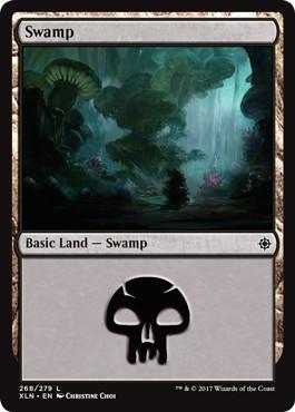 《沼/Swamp》[XLN](268)