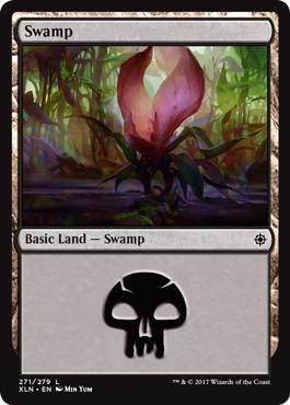 《沼/Swamp》[XLN](271)