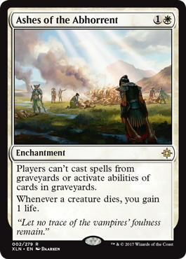 Ashes of the Abhorrent