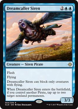 Dreamcaller Siren