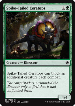 Spike-Tailed Ceratops