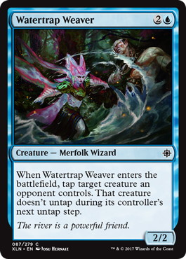 Watertrap Weaver