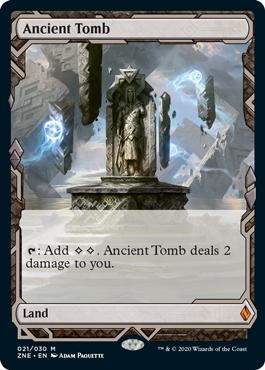 《古えの墳墓/Ancient Tomb》[ZNE]