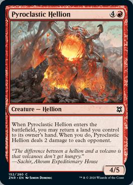 Pyroclastic Hellion