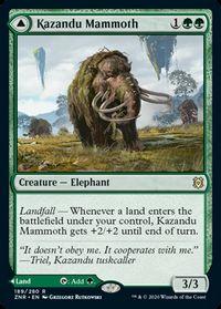 Kazandu Mammoth
