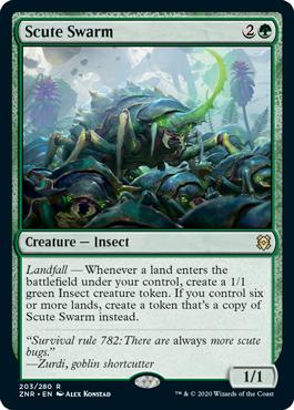 Scute Swarm