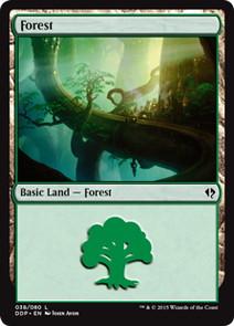 《森/Forest》[ZvE] 土地 (38)