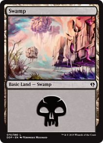 《沼/Swamp》[ZvE] 土地 (70)