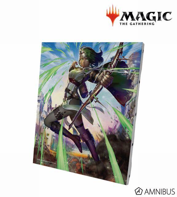 Magic The Gathering War of Spark Vivien Champion Card Character Sleeve MTGS-102