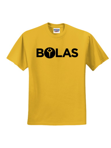 "【Legion Supplies】MANA WORD V2 ""BOLAS"" T-SHIRT – UNISEX L size"
