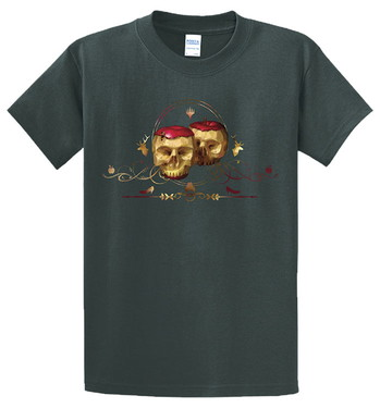 【Legion Supplies】THRONE OF ELDRAINE T-SHIRT – TASTE OF DEATH XL size