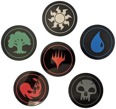 【Legion Supplies】MANA SYMBOL CERAMIC COASTERS
