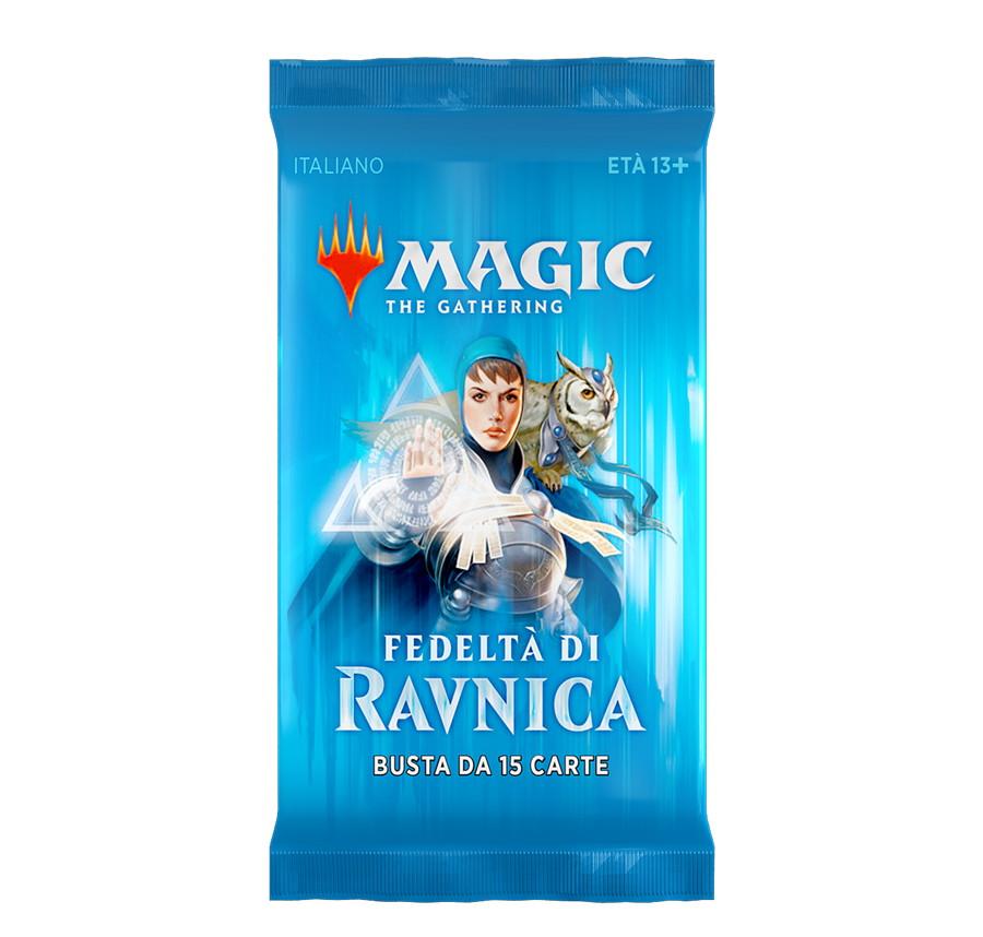 (1パック)《ラヴニカの献身ブースターパックイタリア語版》[RNA]