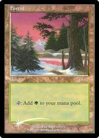 ICE版《森/Forest》[アリーナ] 土地