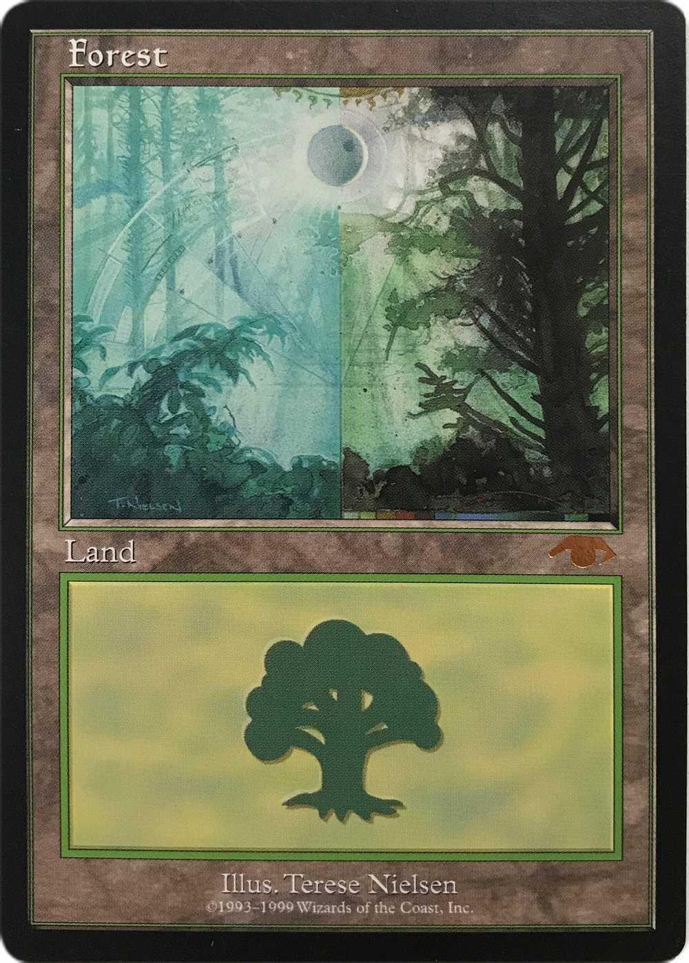 《森/Forest》 [Guruランド] 土地