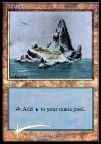 ICE版《島/Island》[アリーナ] 土地