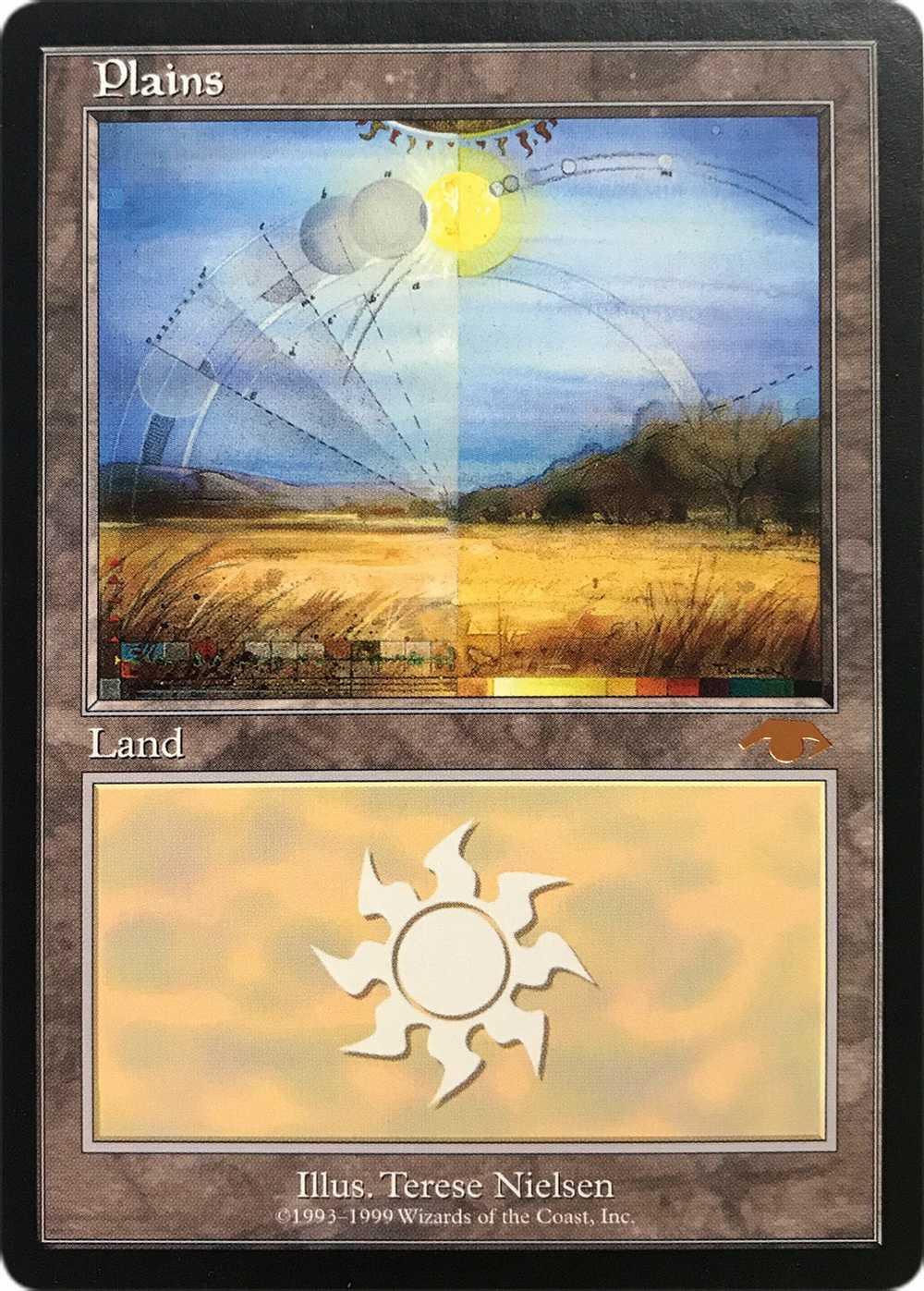 《平地/Plains》  [Guruランド] 土地