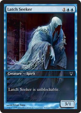 【EN】《掛け金探し/Latch Seeker》[ゲームデー] 青