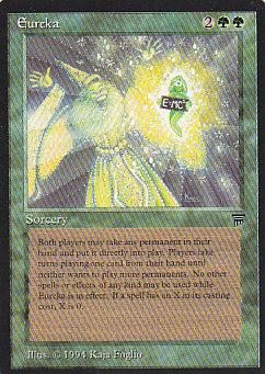 《Eureka》[LEG]緑R