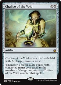 Chalice of the Void