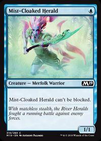 Mist-Cloaked Herald