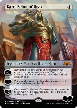 Karn, Scion of Urza