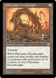 Phyrexian Dreadnought
