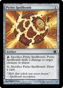 Pyrite Spellbomb