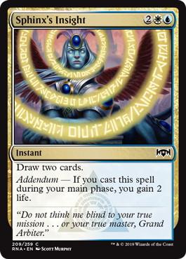 Sphinx's Insight
