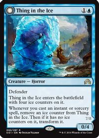 Thing in the Ice