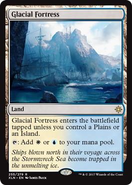 Glacial Fortress