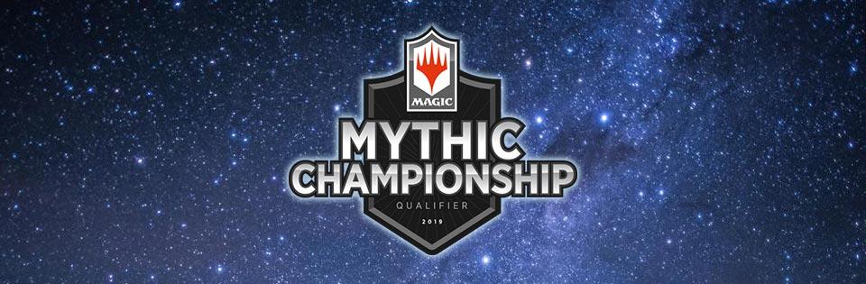 Magic:the Gathering MYTHIC CHAMPIONSHIP UALIFIER