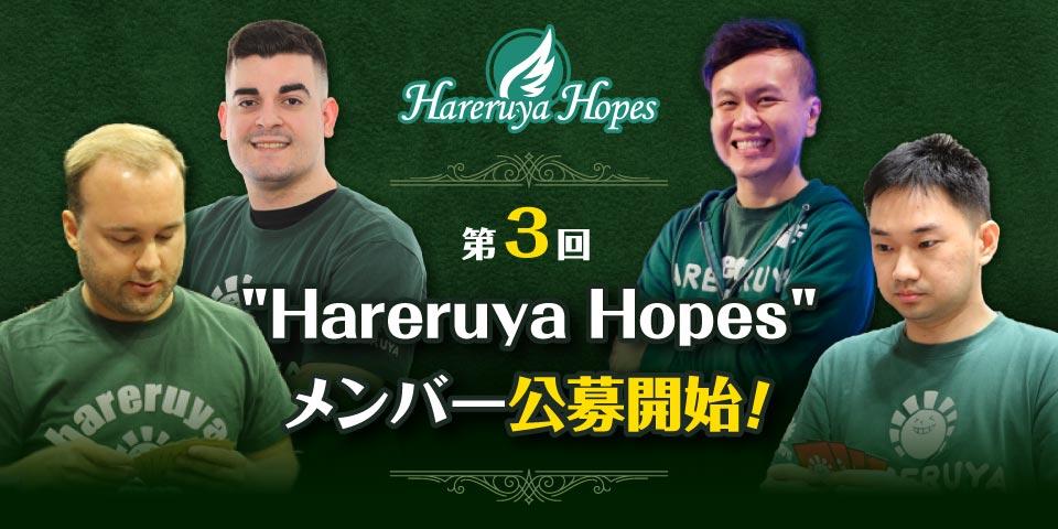 HOPES公募