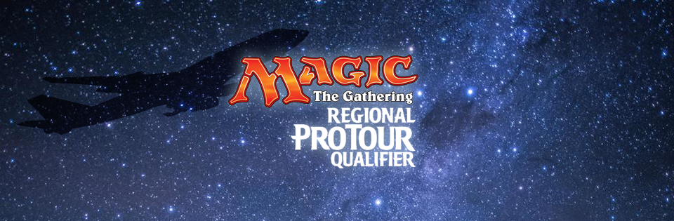 Magic:the Gathering regional pro tour qualifier