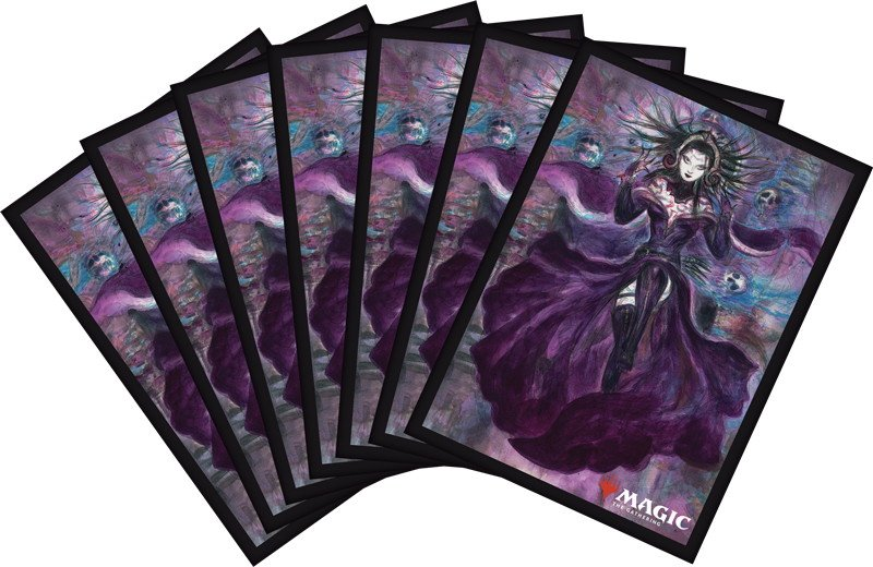 War of the Spark』Original Card Sleeve《Liliana, Dreadhorde