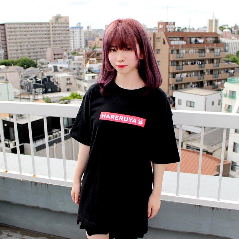 「晴れる屋Tシャツ」 Mサイズ/Black