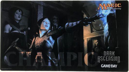 『闇の隆盛』ゲームデー特製プレイマット 《スレイベンの異端者》 P1034