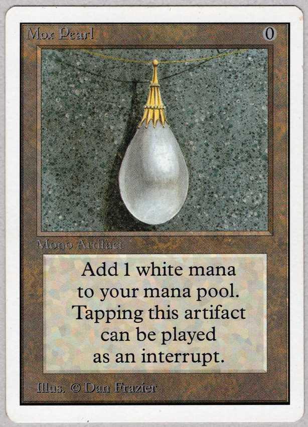 《Mox Pearl》[2ED] 茶R