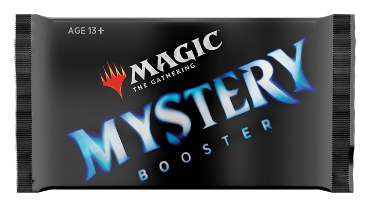 (1パック)《Mystery Booster WPN版BOX英語版》[MB1]